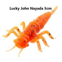 Силиконова примамка Lucky John Nayada 5cm