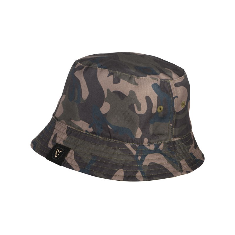 Шапка с две лица Fox Reversible Bucket Hat Camo/Khaki