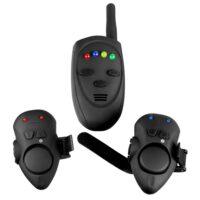 Комплект сомски сигнализатори за вибрация 2 плюс 1