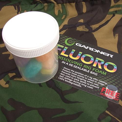 PVA разтворима пяна Gardner Fluoro Dissolving Foam