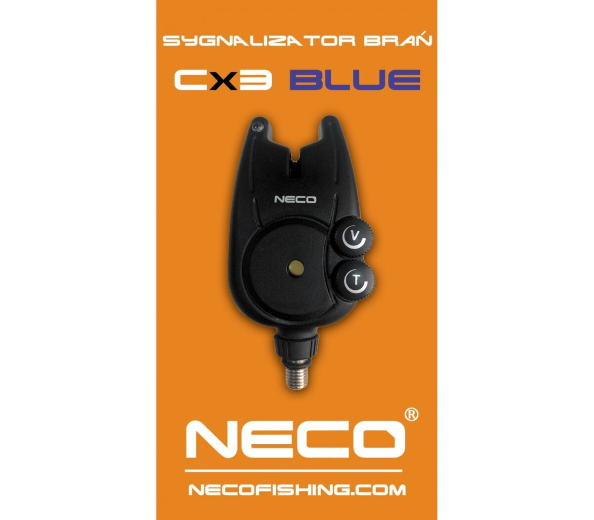Сигнализатор шарански Neco CX3 BLUE