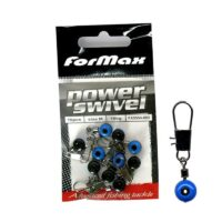 Вирбел за подвижна плувка Formax Power Swivel