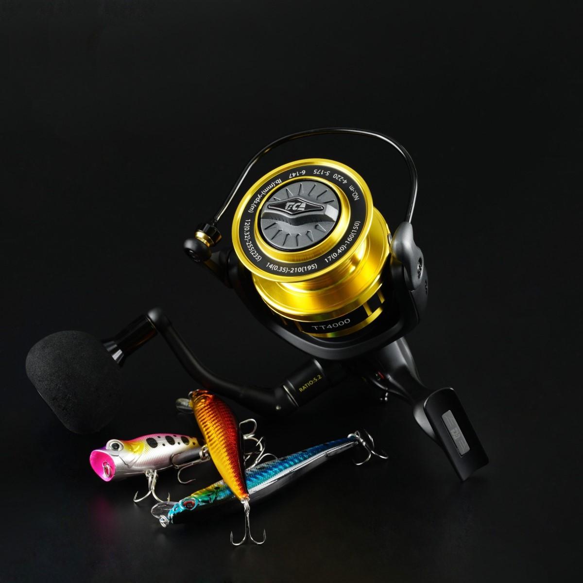 Макара Tica Tempest TT4000