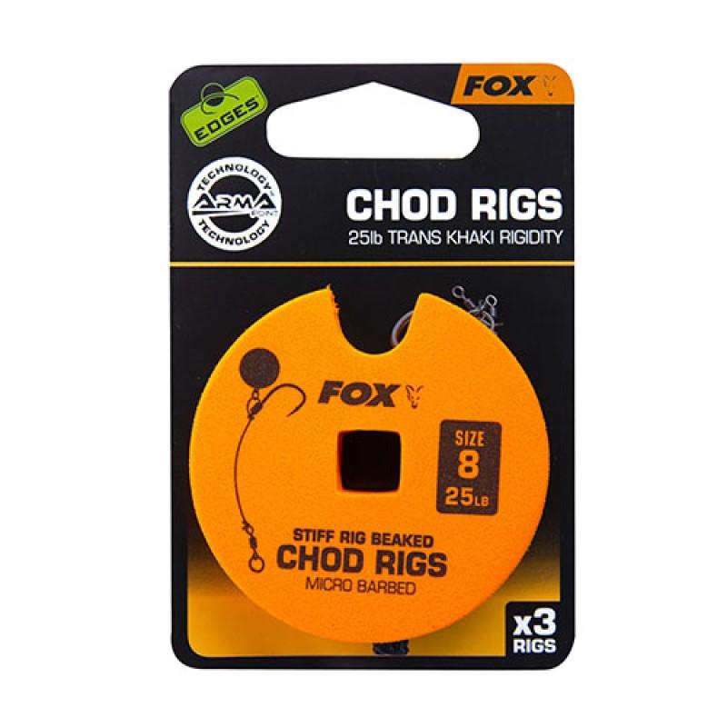 Монтаж Fox EDGES Chod Rigs Standard