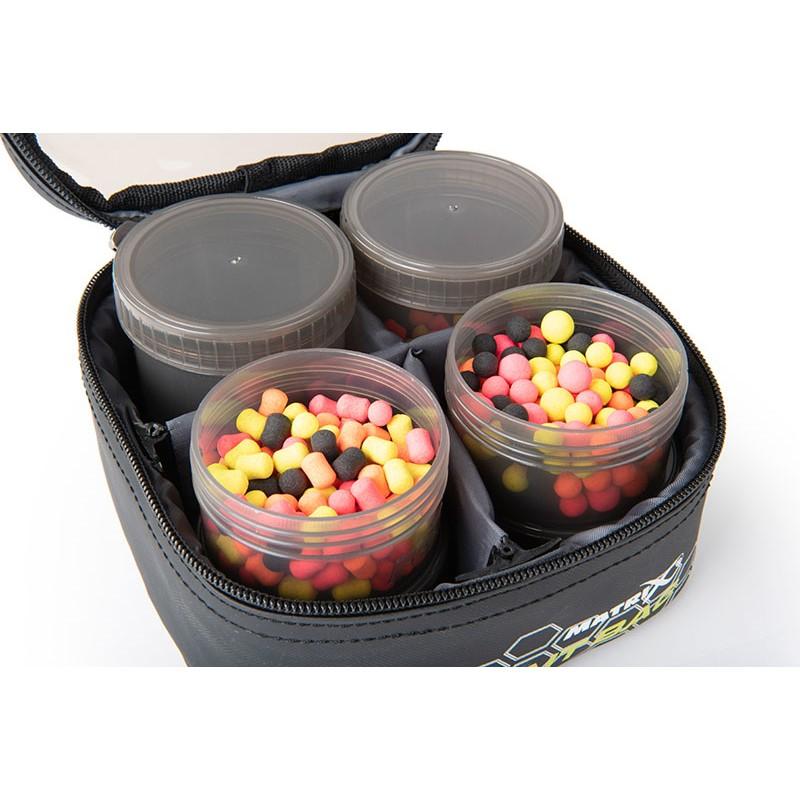 Чанта с бурканчета за стръв Matrix Mini Bait Bag