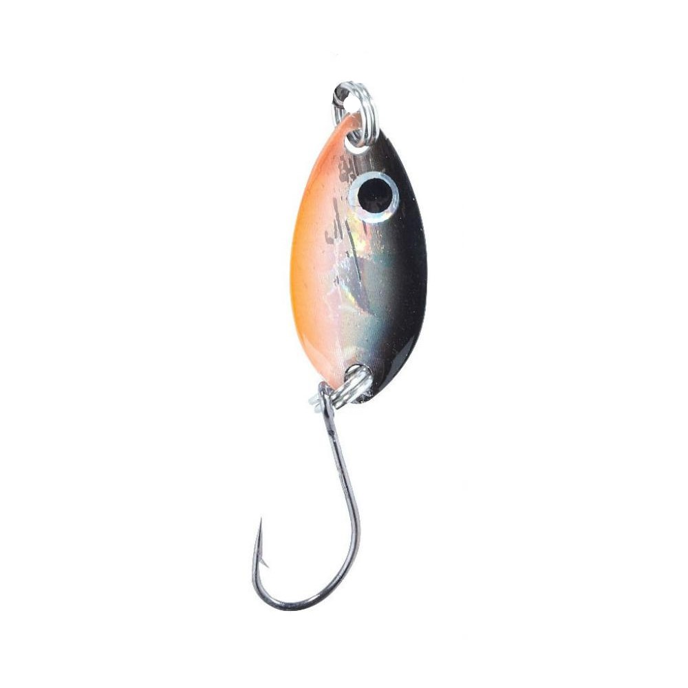 Блесна клатушка Balzer Trout Attack UV Active Black Silver Red