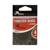 Волфрамово утежнение Fil Fishing Tungsten Beads 4mm
