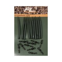 Комплект за монтаж FL Anti-tangle Small Sleeves and Swivels