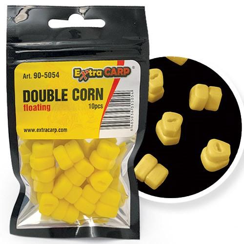 Плуваща изкуствена двойна царевица Extra Carp Double Corn Floating