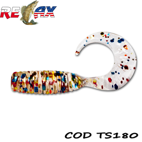 Силиконов туистер Relax Twister Standart TS180