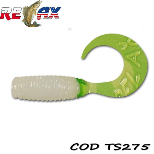 Силиконов туистер Relax Twister Standart TS275