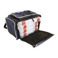 Чанта за спининг FilStar KK 20-9 комбо с 4 кутии