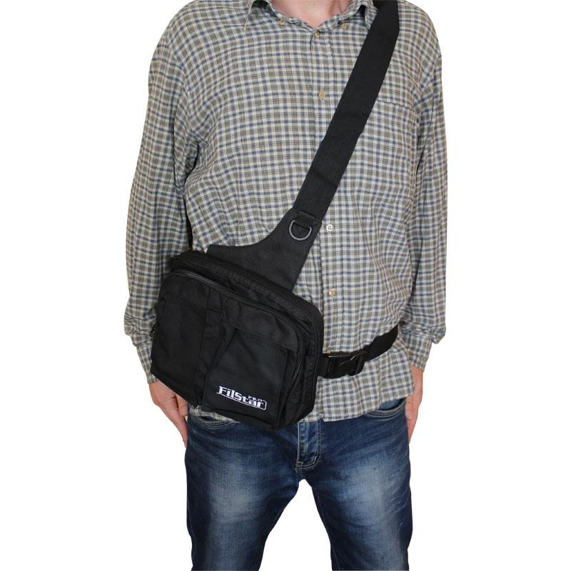Чанта за спининг FilStar Sling Bag KK202
