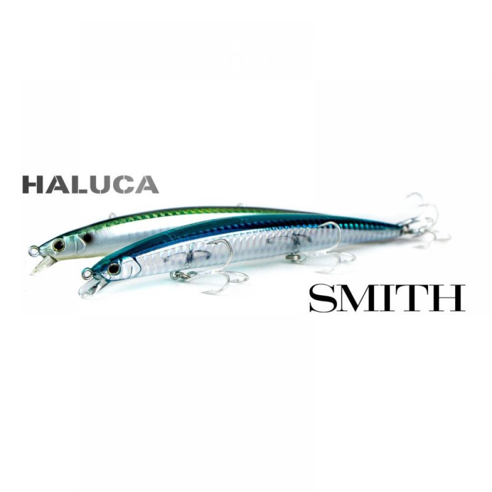 Воблер Smith Haluca Floating 125F