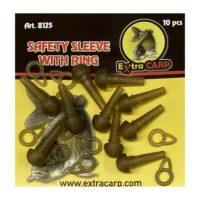Комплект за монтаж Extra Carp Safety Sleeve with Ring