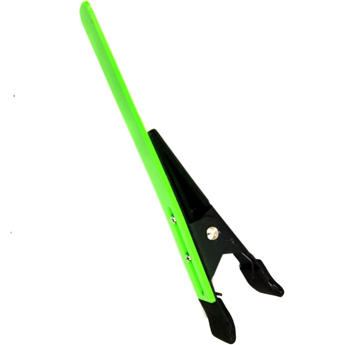 Скоба за разпъване зелена