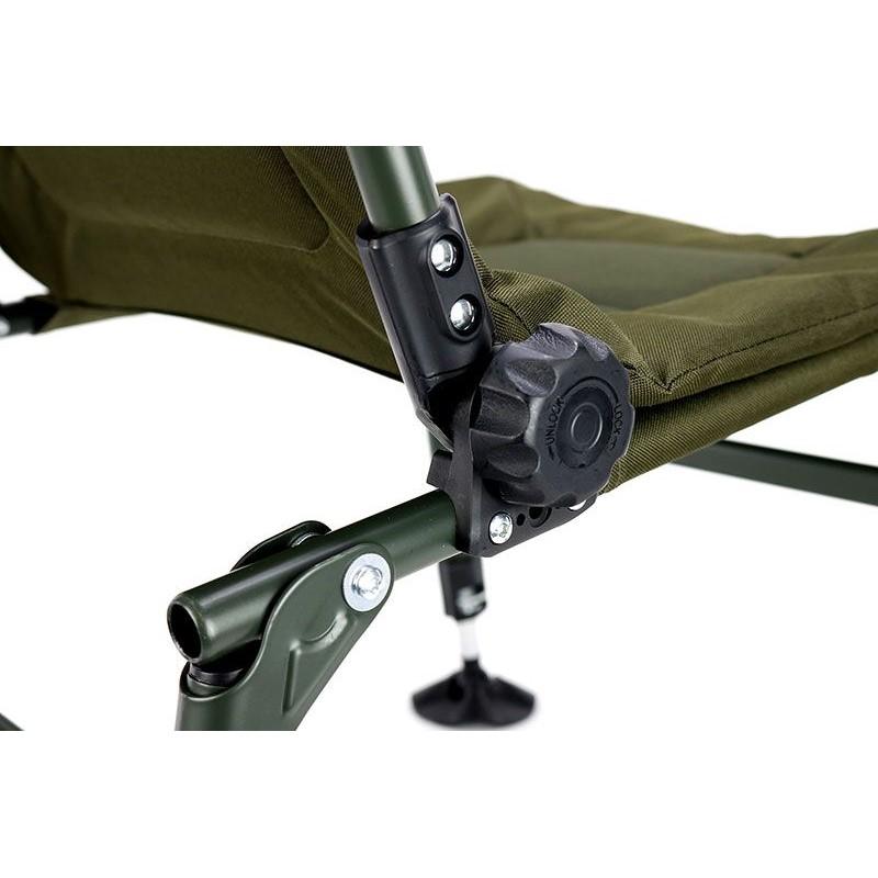 Стол рибарски Carp Pro Flat Feeder Chair CPHD76237