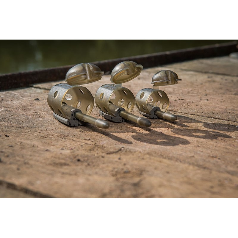 Фидер за бели червеи Matrix Inline Maggot Feeder