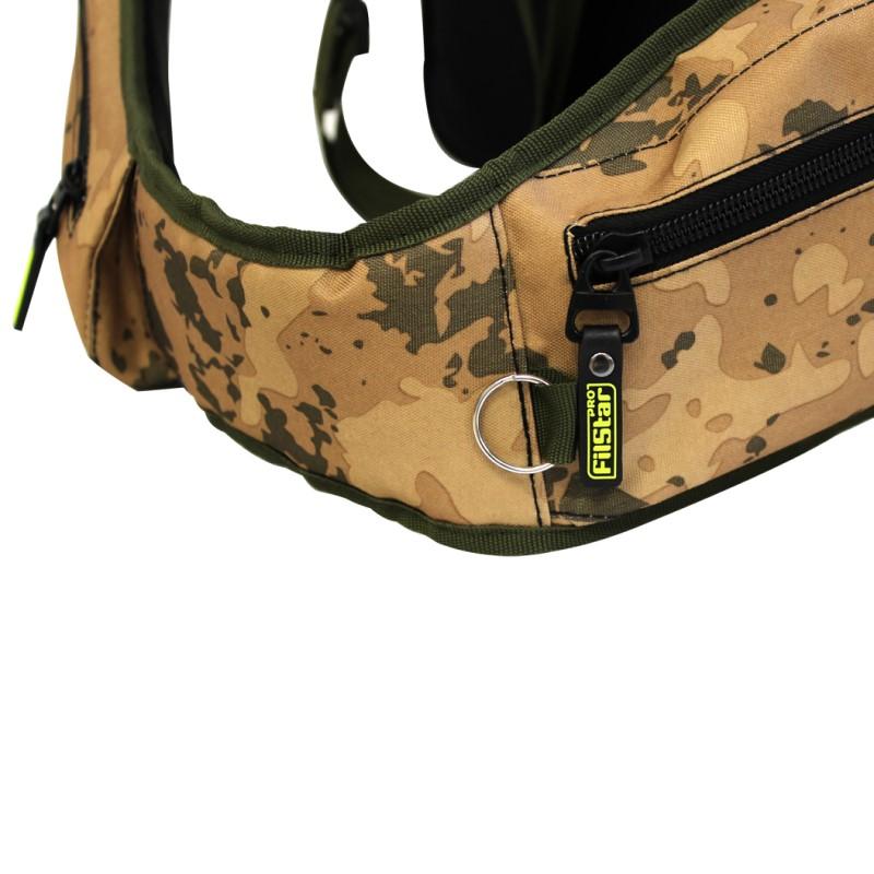 Чанта за спининг с 2 кутии FilStar KK 321 Sling Bag
