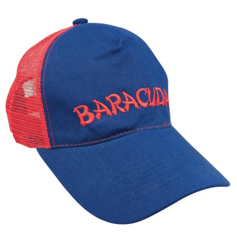 Шапка с козирка Baracuda H2 Blue Orange