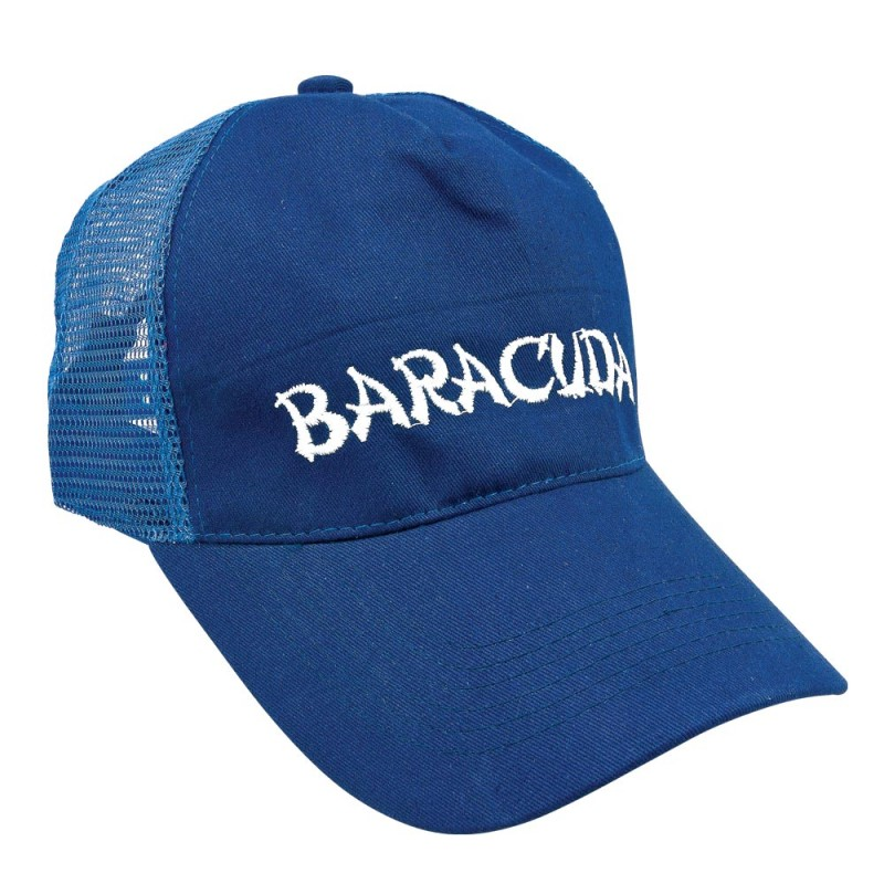 Шапка с козирка Baracuda H2 Blue