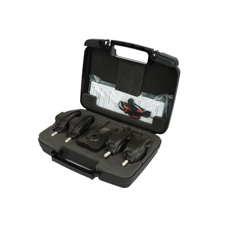 Шарански сигнализатори Fox Micron MX 4 rod set