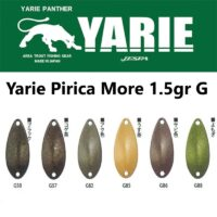 Блесна клатушка Yarie Pirica More 1.5gr G