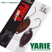 Блесна клатушка Yarie Pirica More 1.5gr R57