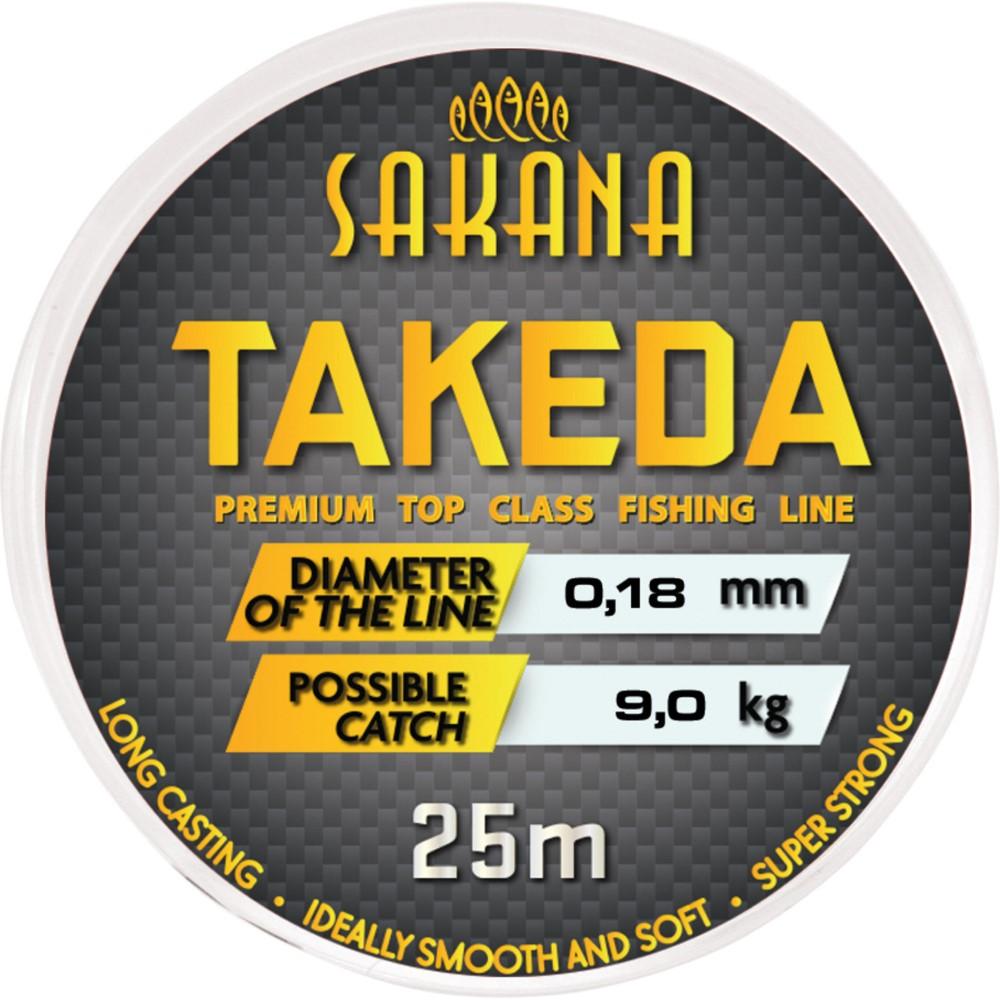 Влакно за поводи Sakana Takeda 25м