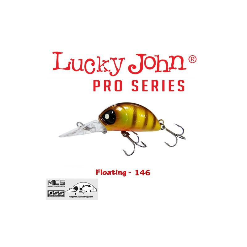 Воблер Lucky John Haira Tiny Shallow Pilot 33F 146