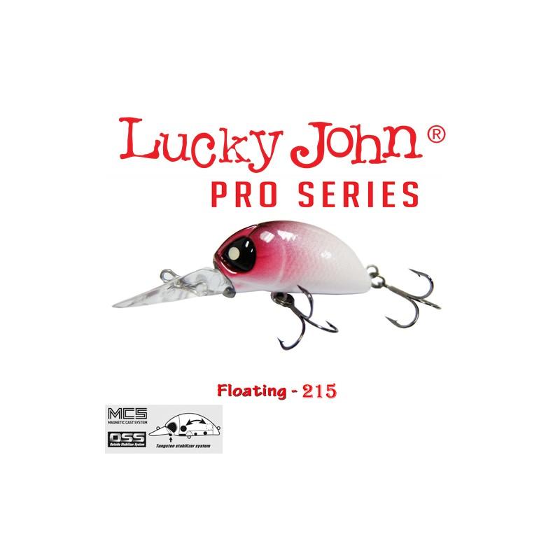 Воблер Lucky John Haira Tiny Shallow Pilot 33F 215