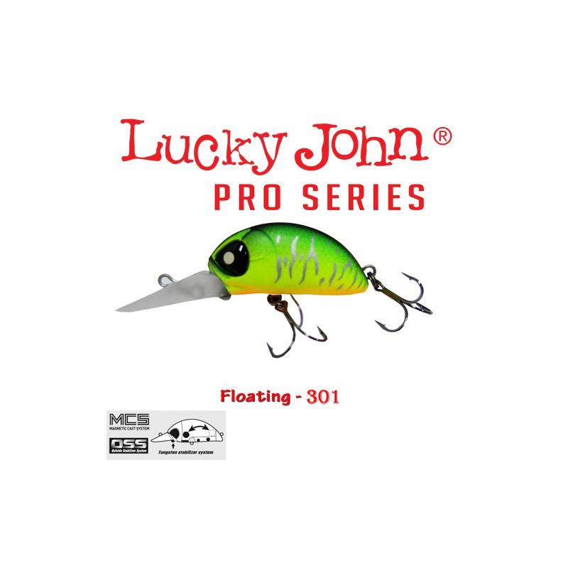 Воблер Lucky John Haira Tiny Shallow Pilot 33F 301
