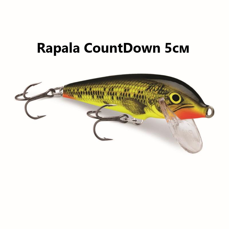 Воблер Rapala CountDown 5cm