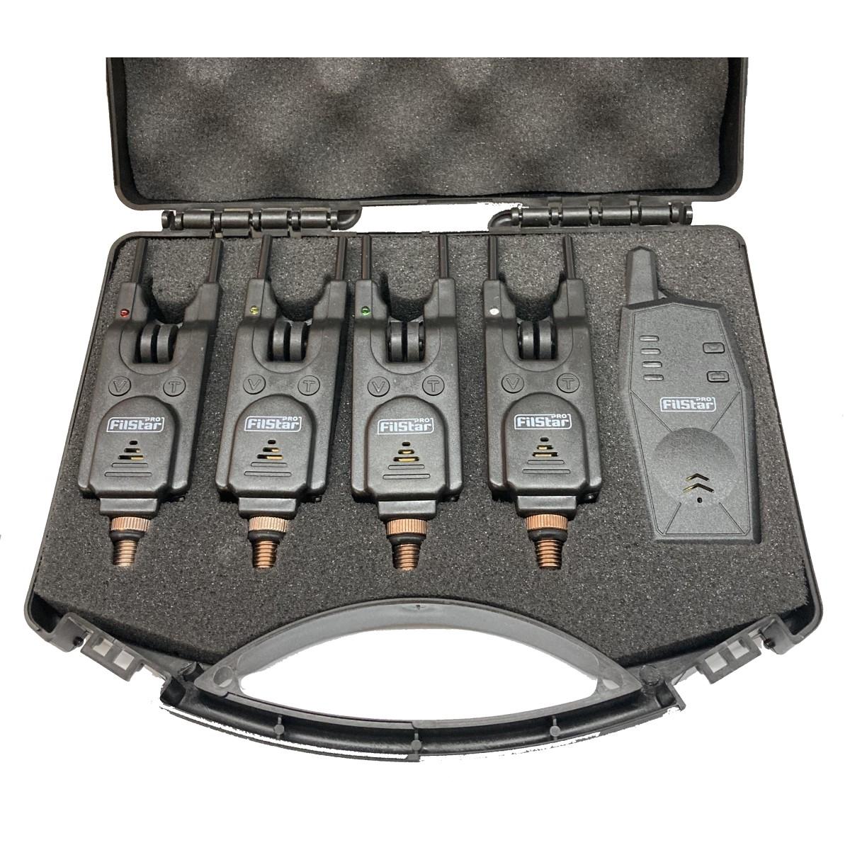Комплект сигнализатори FilStar FSBA-22 4+1