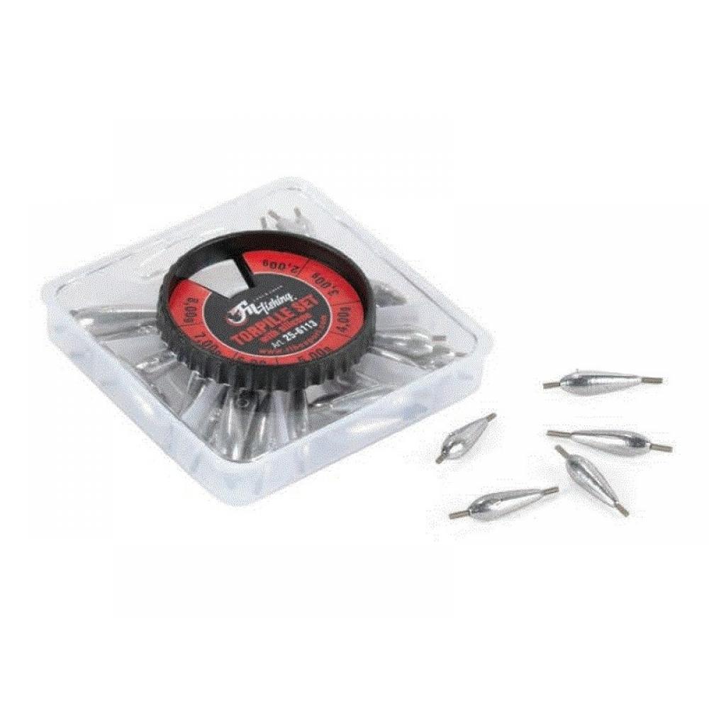 Кутия с оливетки Fil Fishing 25-6113