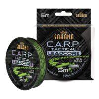 Лидкор Sakana CARP Tactical Leadcore Green 5m