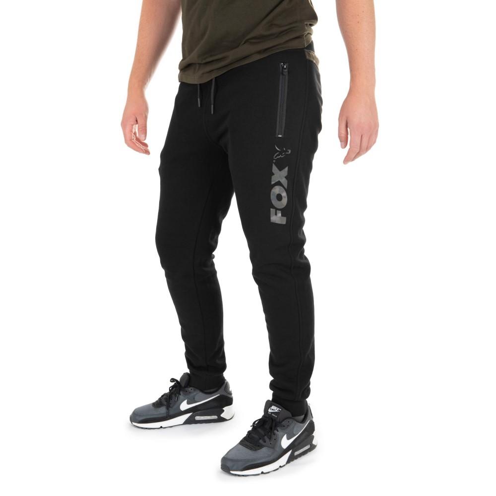 Панталони Fox Joggers Black/Camo Print