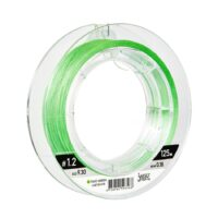 Плетено влакно Lucky John Vanrex X8 Fluo Green 125м