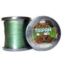 Плетено влакно York Taipan Green 1000м