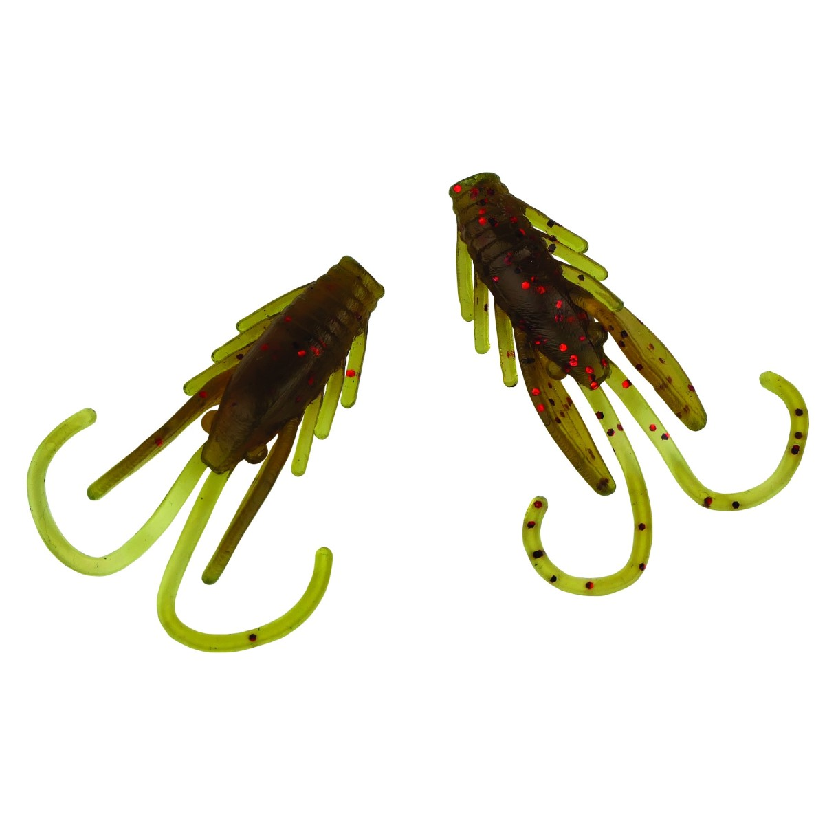 Силиконова примамка York Nat Baits Nymph