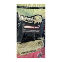 Захранка Select Baits Feeder Green Halibut Method Mix