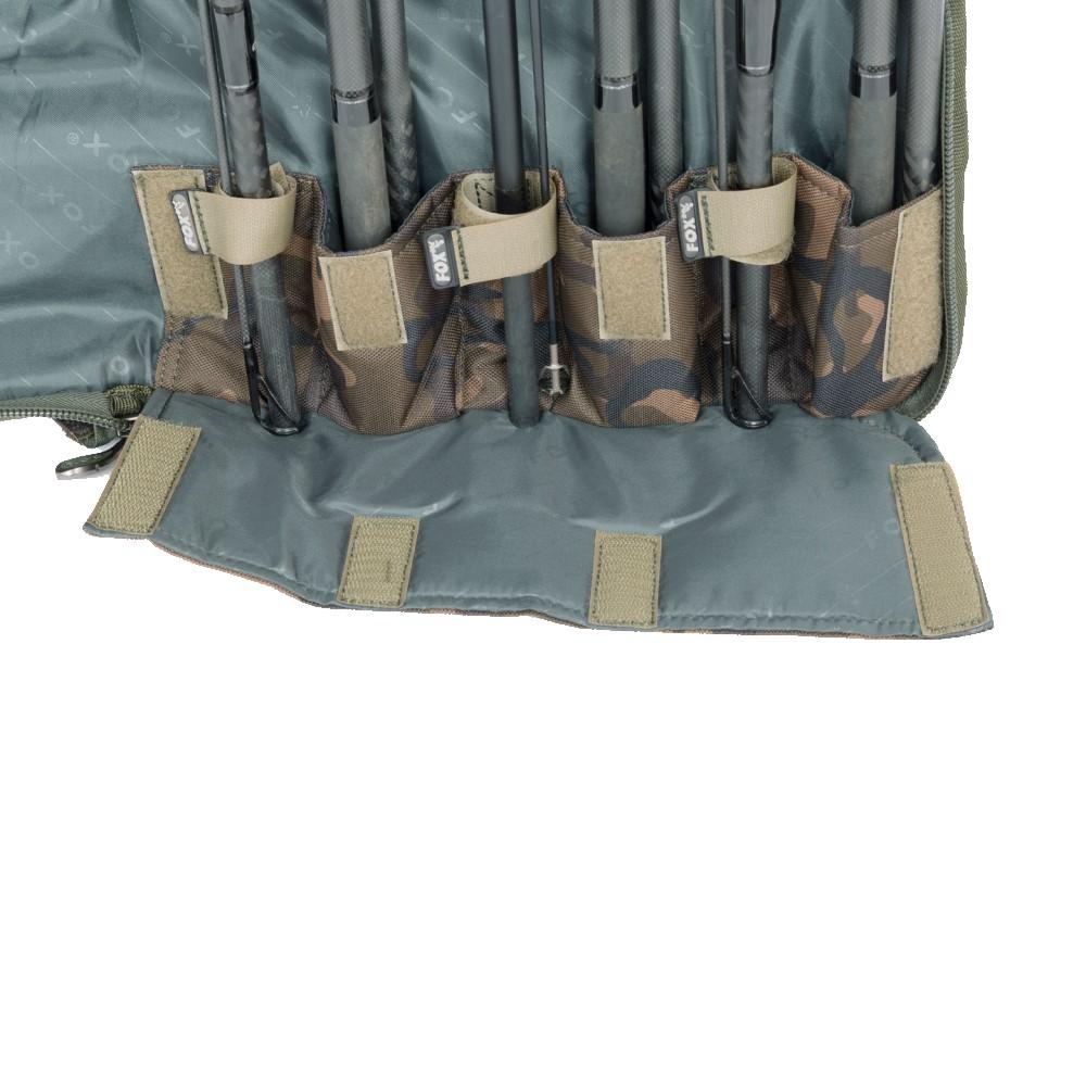 Калъф шарански Fox Camolite 12ft 3+3 Rod Case
