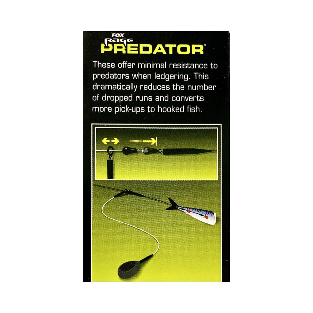 Комплект за монтажи Fox Rage Predator Run Rings and Buffer Beads