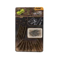 Комплект за монтаж Fox EDGES Camo Slik Lead Clip Kit Size 10