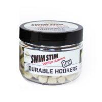 Пелети за кука DB Swim Stim Durable Hook Pellet White Amino