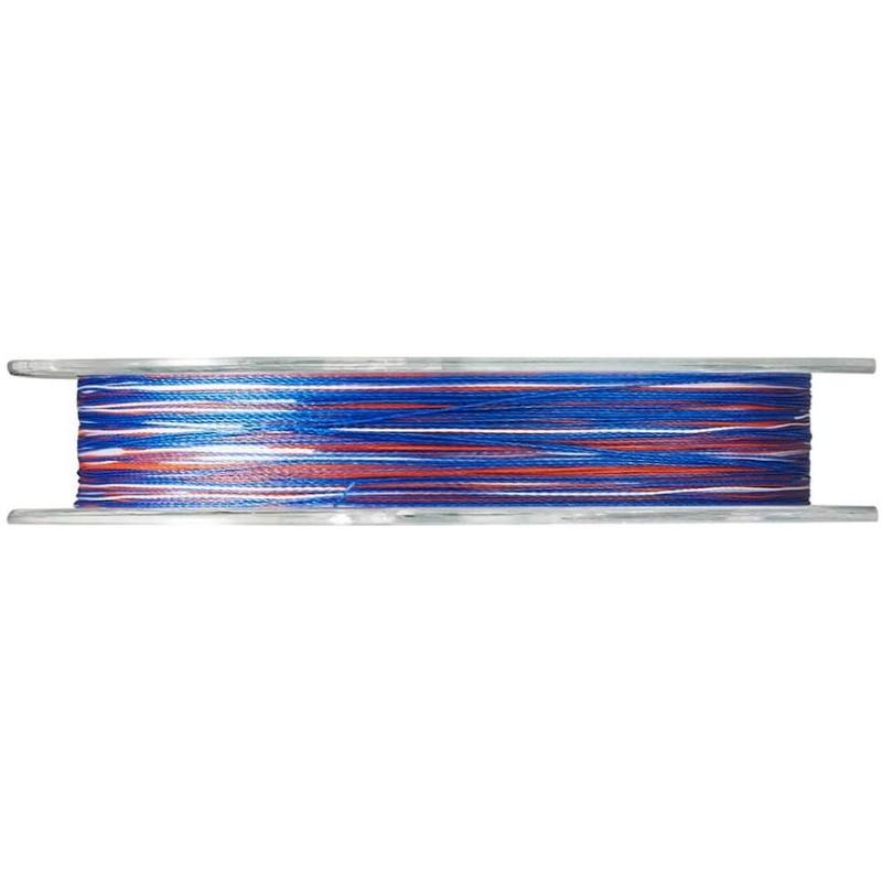 Плетено влакно Gosen Roots PE X4 Multicolor 200м