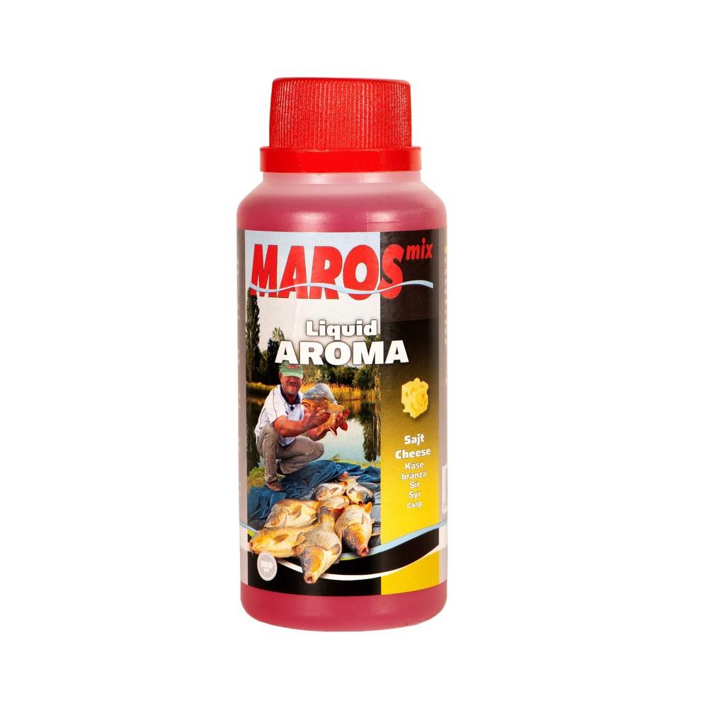 Течен ароматизатор MarosMix Liquid Aroma Cheese 220ml