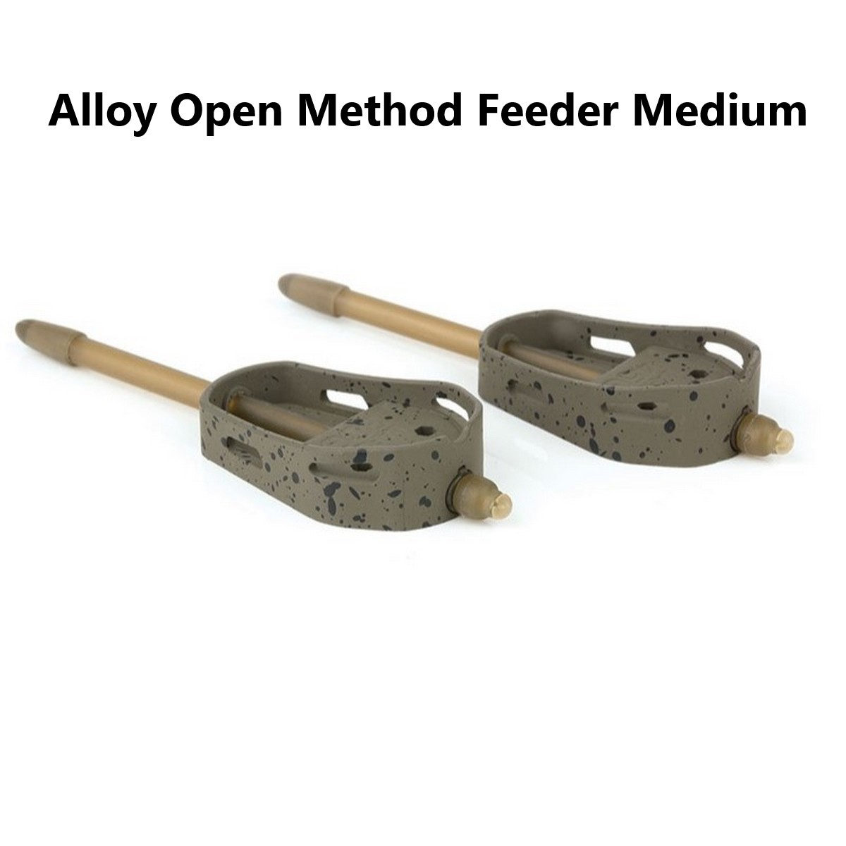 Фидер хранилка Matrix Alloy Open Method Feeder Medium