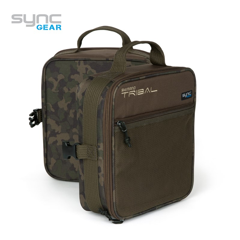 Чанта за аксесоари Shimano Sync Accessory Case X-Large