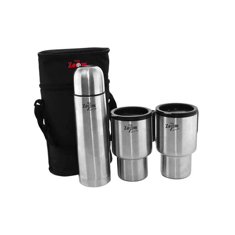 Комплект термос и чаши CZ ThermoBottle & Mug Set